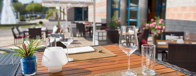 Hilton nuremberg hotel hotel nuremberg am lorenzer wald for Bar 42 nurnberg