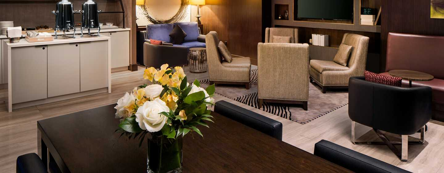 Hilton Brooklyn New York, USA – Executive Lounge