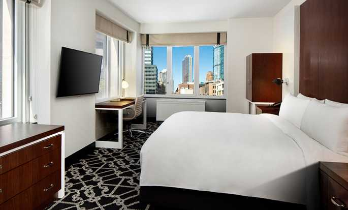 Hilton Brooklyn New York, USA – Zimmer