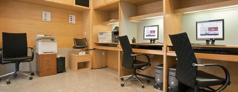Im gut ausgestatteten Business Center des Hotels, können Sie ungestört Ihrer Arbeit nachgehen