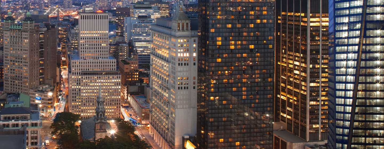 Herzlich willkommen im Hotel im Finanzviertel von New York