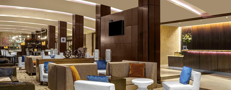 Hilton Times Square, New York – Lobby