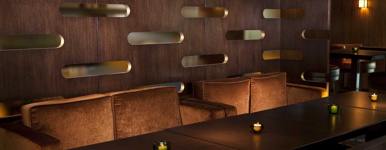 Millennium Hilton NewYork One UNPlaza, USA– Lounge im Skyline Club