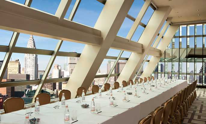 "Millennium Hilton New York One UN Plaza, USA – Konferenz im Meetingraum ""Landmark"""