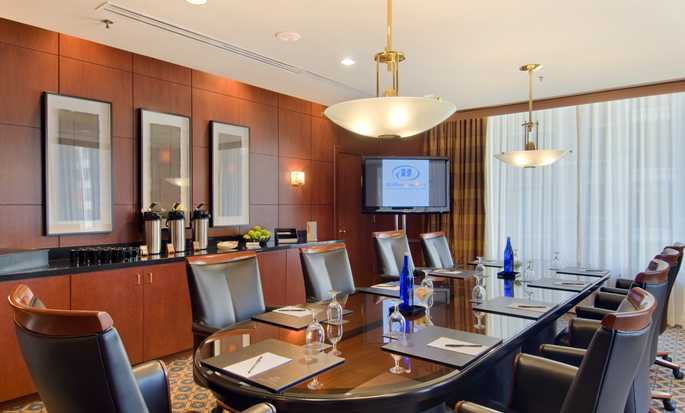 Hilton Chicago/Magnificent Mile Suites Hotel, USA – Konferenzraum