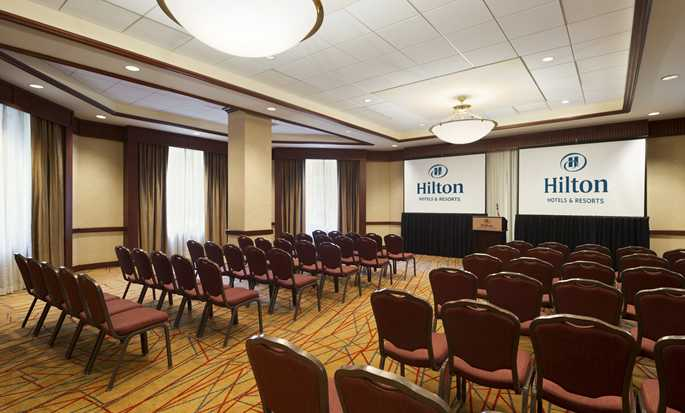 Hilton Chicago/Magnificent Mile Suites Hotel, USA – Meetingraum