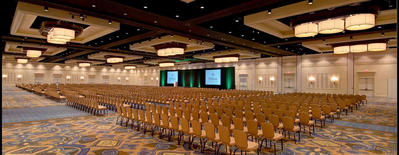 Hilton Orlando Bonnet Creek, Florida, USA– Floridian Ballroom