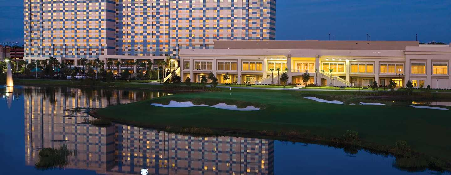 Hilton Orlando Bonnet Creek, Florida, USA – Willkommen im Hilton Orlando Bonnet Creek