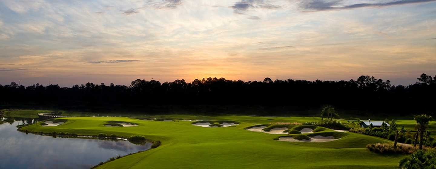 Hilton Orlando Bonnet Creek, Florida, USA – Golfplatz