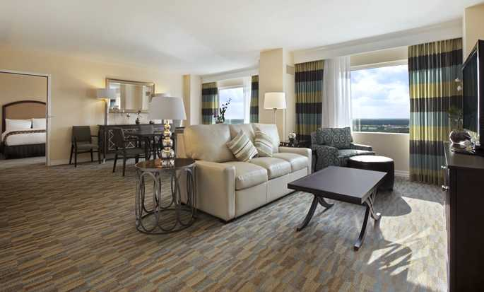 Hilton Orlando Bonnet Creek, Florida, USA – Parlor Suite