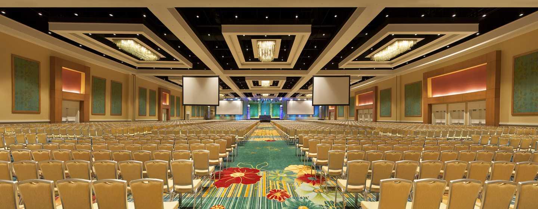 Hilton Orlando Hotel, Florida, USA– Ballsaal Orlando