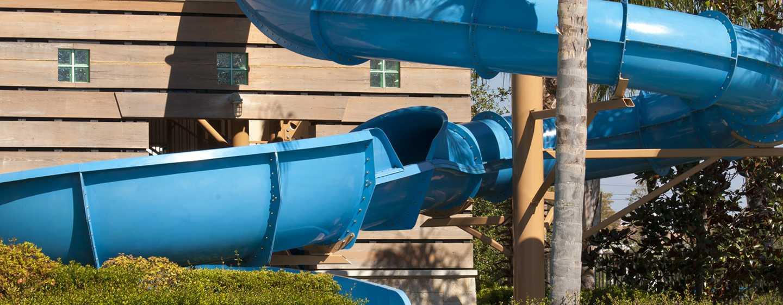 Hilton Orlando Hotel, Florida, USA– Wasserrutsche