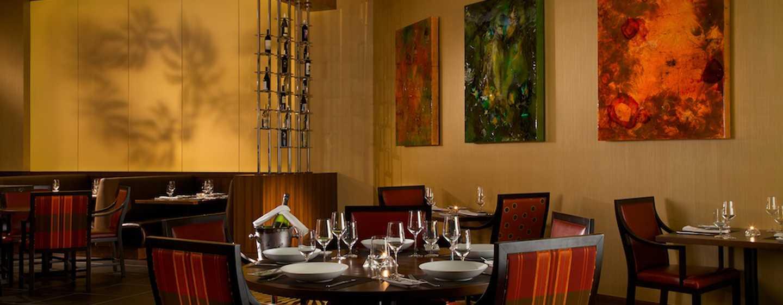 """Hilton Orlando Hotel, Florida, USA– Restaurant """"Spencer's"""""""