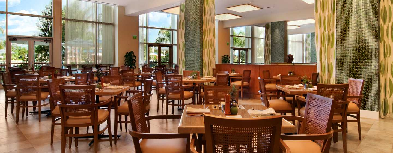 Hilton Orlando Hotel, Florida, USA– The Bistro