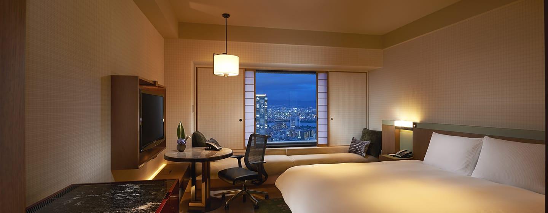Hilton Osaka Hotel, Japan – Executive Zimmer