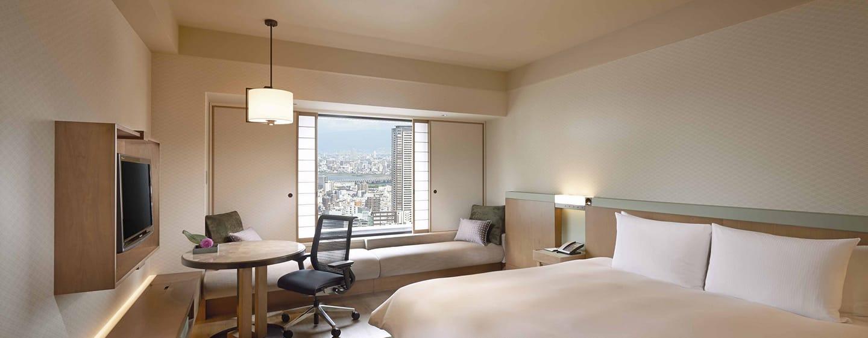 Hilton Osaka Hotel, Japan – Hilton Zimmer