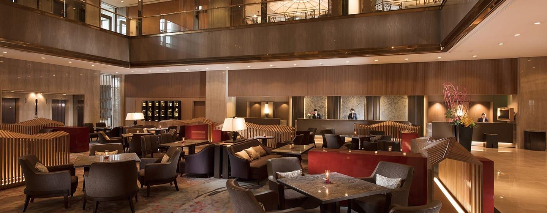 Hilton Osaka Hotel, Japan – Lobby
