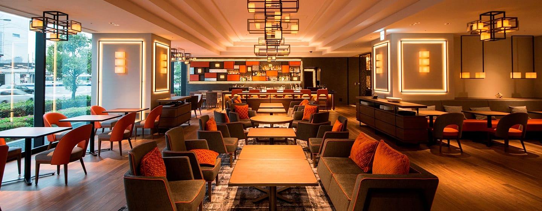 Hilton Osaka Hotel, Japan – Myplace Café und Bar