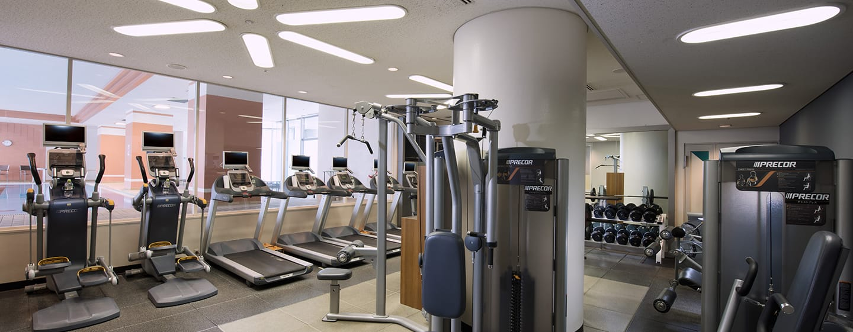 Hilton Tokyo Hotel, Japan – Fitnesscenter