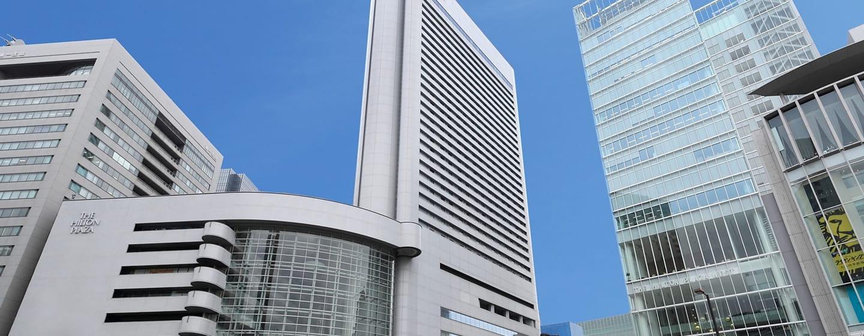 Hilton Osaka Hotel, Japan – Freuen Sie sich auf einen Aufenthalt im Herzen von Osakas Geschäftsviertel.