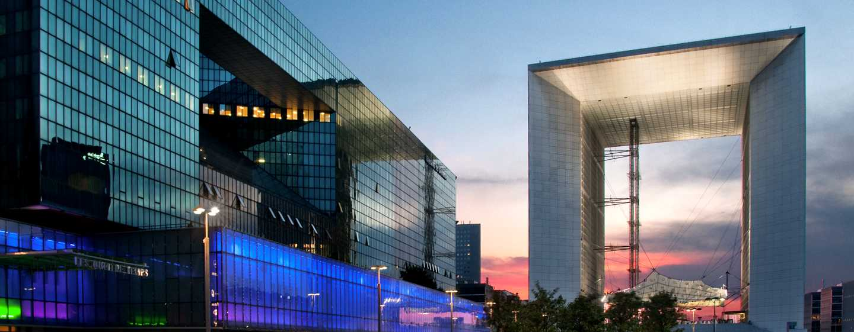Hilton Paris La Defense Hotel, Frankreich – Grande Arche de la Défense