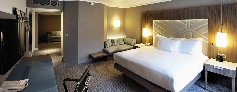 Hilton Paris La Defense Hotel, Frankreich – Junior Suite