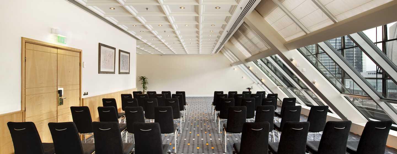Hilton Paris La Defense Hotel, Frankreich – Meetingräume Nobel, Adenauer und Briand