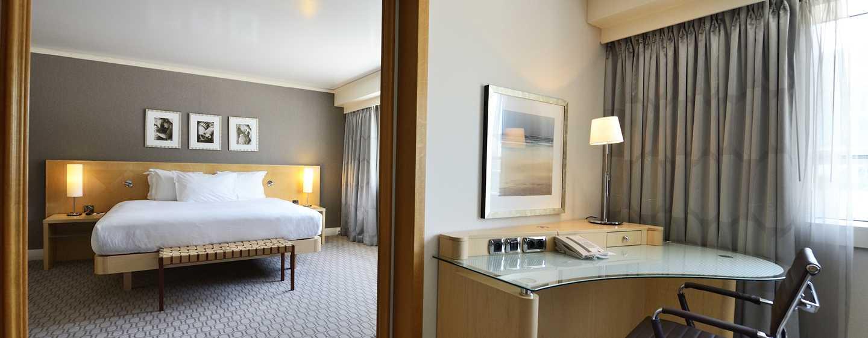 Hilton Paris La Defense Hotel, Frankreich – Wohnzimmer der Präsidenten Suite