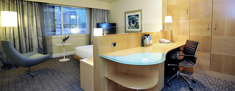 Hilton Paris La Defense Hotel, Frankreich – Relaxation Zimmer, Empfangsbereich