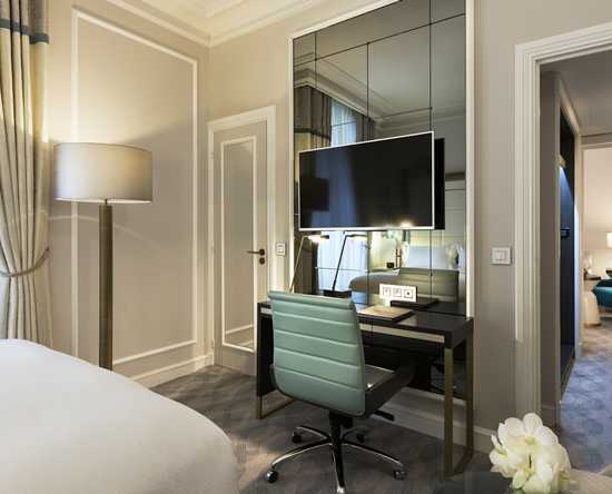 Hilton Paris Opera, Frankreich – Executive Suite mit Queensize-Bett