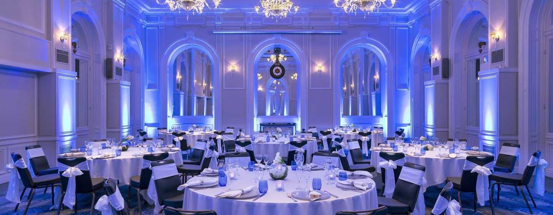 Hilton Paris Opera Hotel, Frankreich– Boardroom– Salon Baccarat