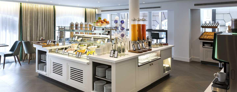 Hilton Paris Opera Hotel, Frankreich– Frühstücksraum