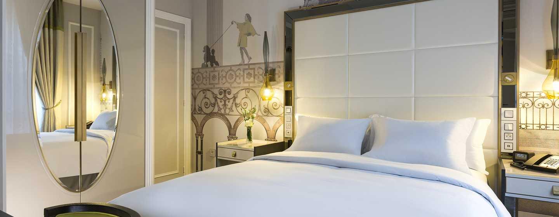Hilton Paris Opera Hotel, Frankreich– Superior Zimmer