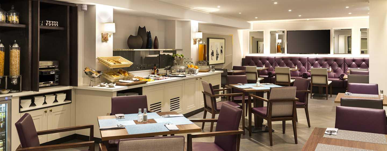Hilton Paris Opera Hotel, Frankreich– Executive Lounge
