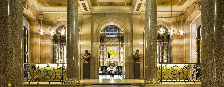 Hilton Paris Opera Hotel, Frankreich– Eingang