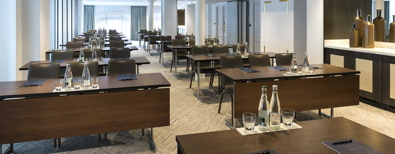 Hilton Paris Opera Hotel, Frankreich– Meetingraum