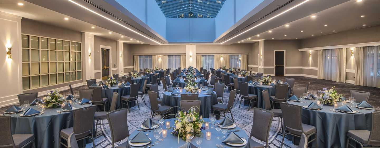 Hilton Portland Downtown Hotel, USA– Events