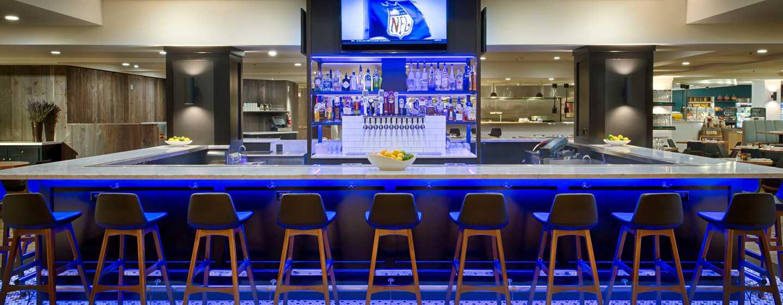Hilton Portland Downtown Hotel, USA– HopCity Lounge