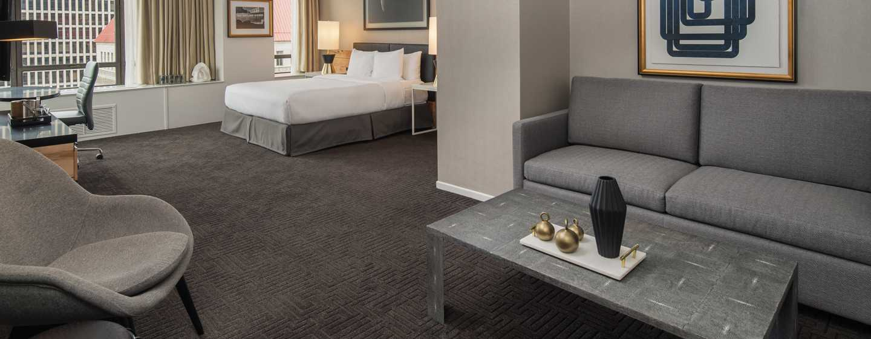 Hilton Portland Downtown Hotel, USA– Suiten