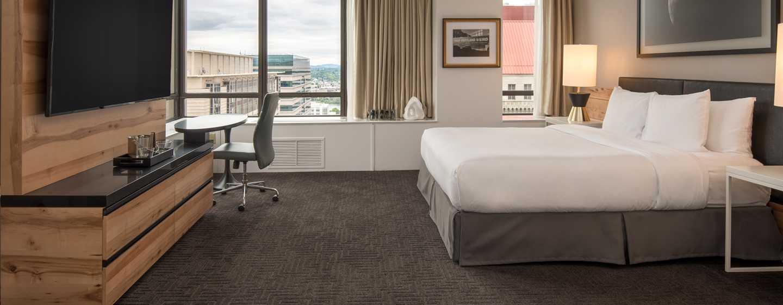 Hilton Portland & Executive Tower, USA– Zimmer