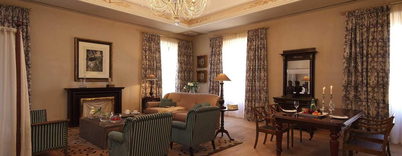 Hilton Sa Torre Mallorca Resort, Spanien – Alkoven Suite mit zwei Einzelbetten