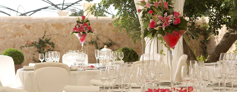 Hilton Sa Torre Mallorca Resort, Spanien – Hochzeitsempfang