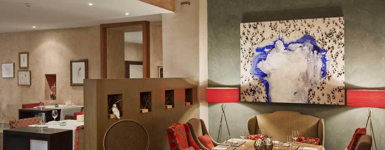 """Hilton Sa Torre Mallorca Resort, Spanien – Restaurant """"Zaranda"""""""