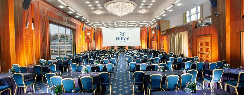 Hilton Prague Hotel, Tschechien– Grand Ballroom