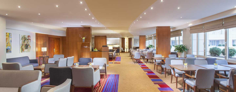 Hilton Prague, Tschechien– Executive Lounge