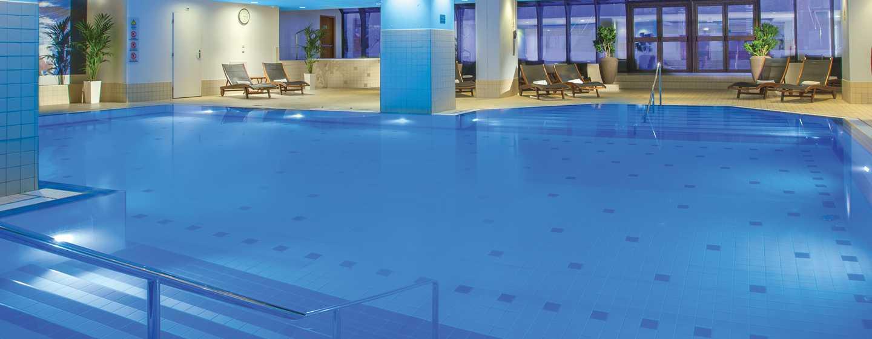 Hilton Prague Hotel, Tschechien– LivingWell Fitness Club & Spa