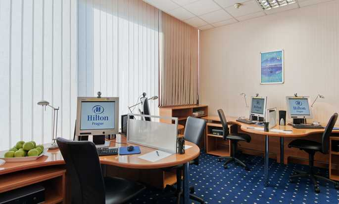 Hilton Prague Hotel, Tschechien – Businesscenter