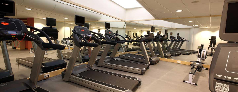 Hilton Prague Old Town Hotel, Tschechien– LivingWell Fitness