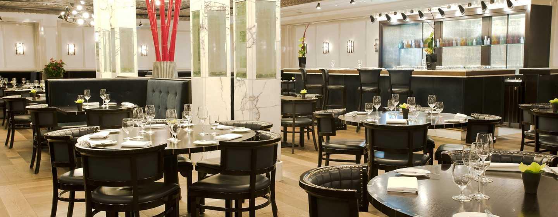 """Hilton Prague Old Town Hotel, Tschechien– Restaurant """"Zinc"""""""