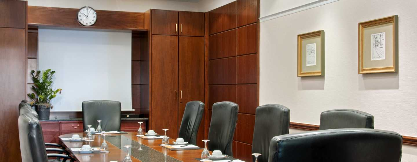 Hilton Mainz City Hotel, Deutschland – Meeting-Boardroom